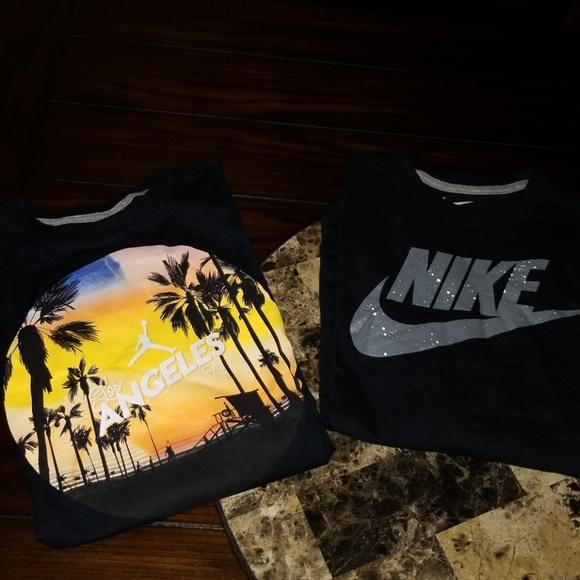 18b4686ad772 Jordan Other - (Bundle) Two Shirts